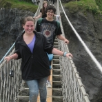 connor-and-zoe-on-carrick-a-rede-rope-bridge