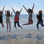 girls-jumping-at-tramore