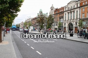I Dream of Ireland